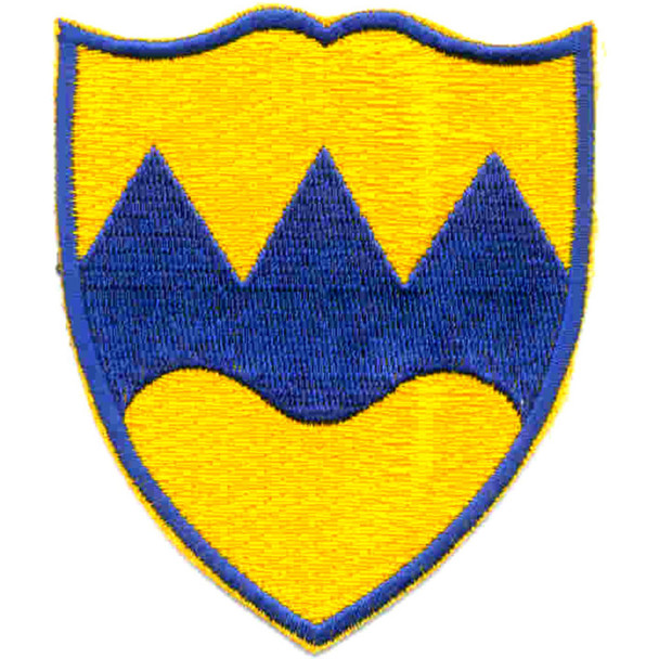 414th Infantry Regiment Patch WWII