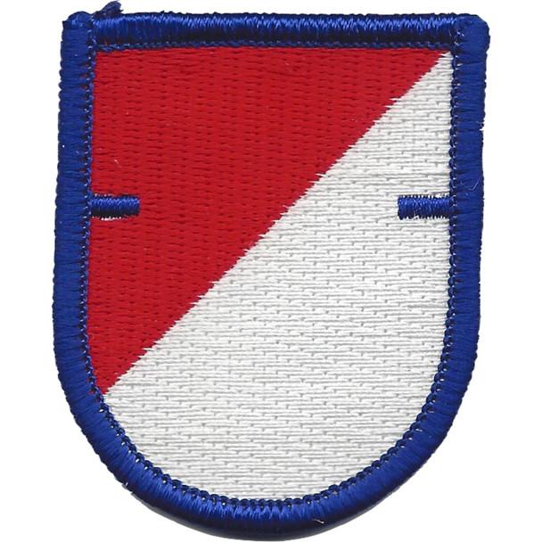40th Cavalry Regiment 1st Squadron Flash Patch