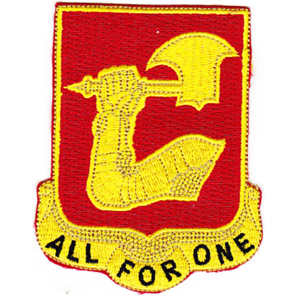 40th Field Artillery Regiment Patch