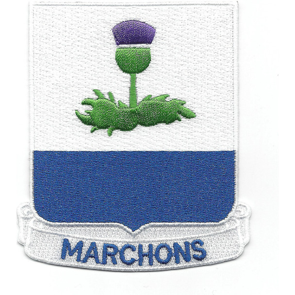 338th Infantry Regiment Patch