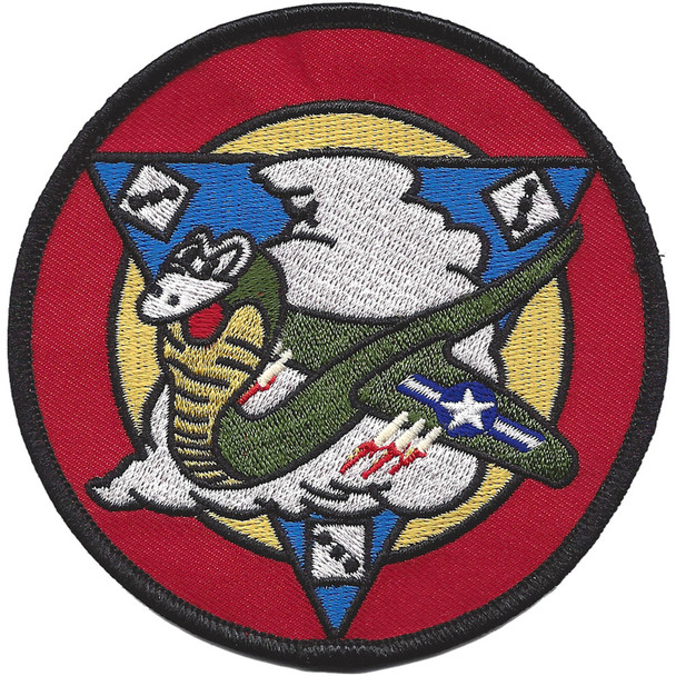 333rd Fighter Squadron Patch