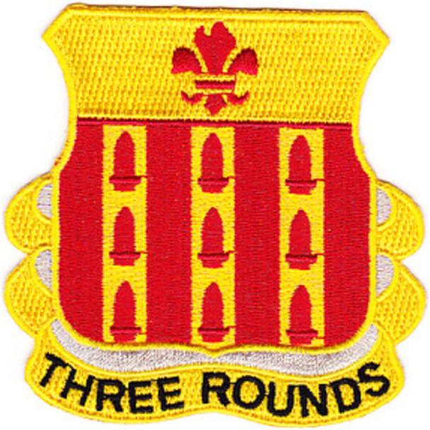 333rd Field Artillery Patch