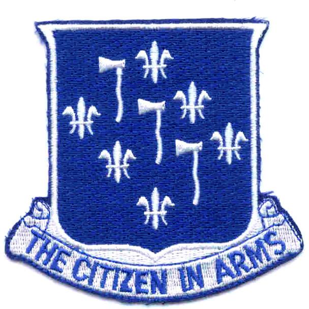 333rd Airborne Infantry Regiment Patch