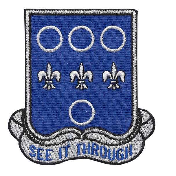 331st Infantry Regiment Patch
