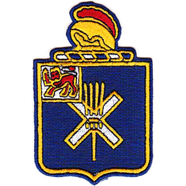 32nd Infantry Regiment Patch