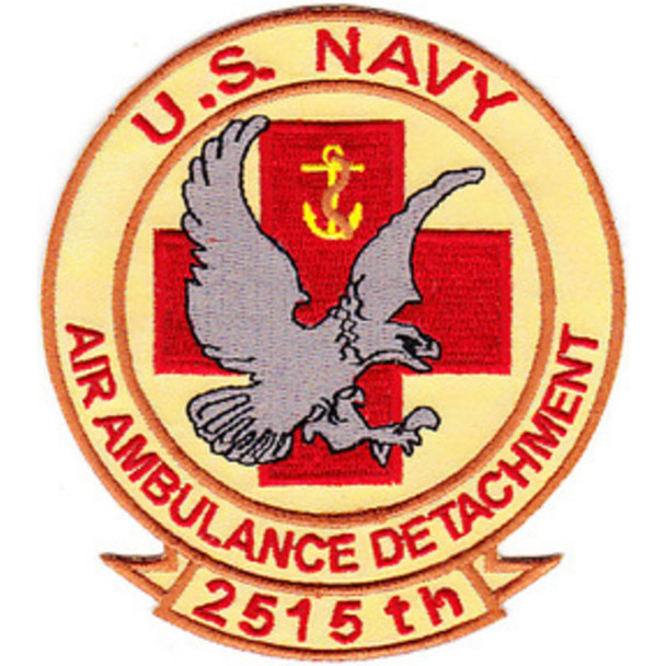 2515th Air Ambulance Detachment Patch Color
