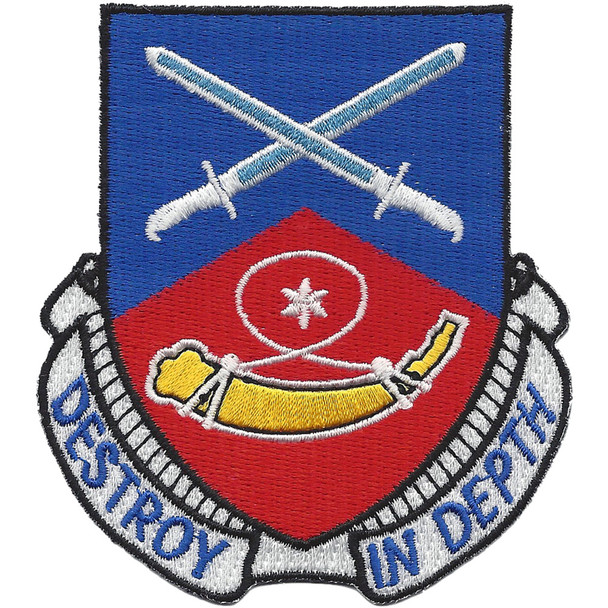 249th Infantry Regiment Patch