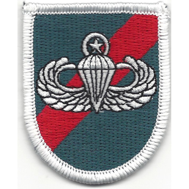 20th Special Forces Group Airborne MPB Flash Patch
