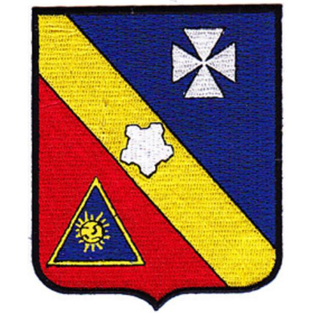 20th Infantry Regiment Patch Sykes Regulars