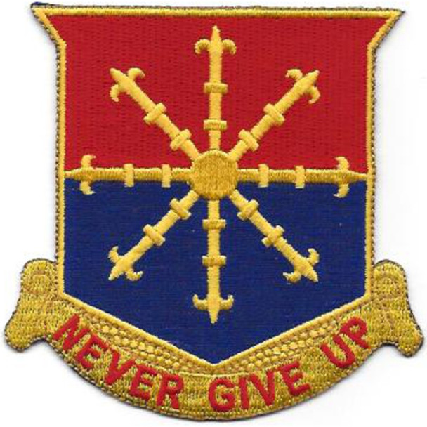 206th Field Artillery Regiment Patch