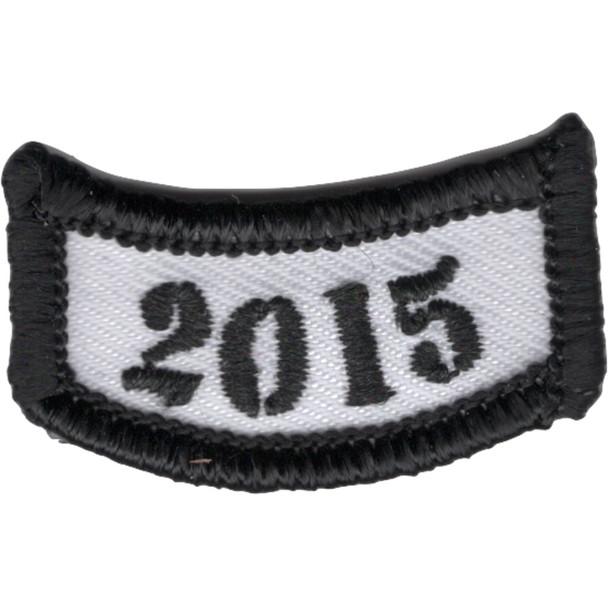 2015 Rocker Bottom Tab Patch
