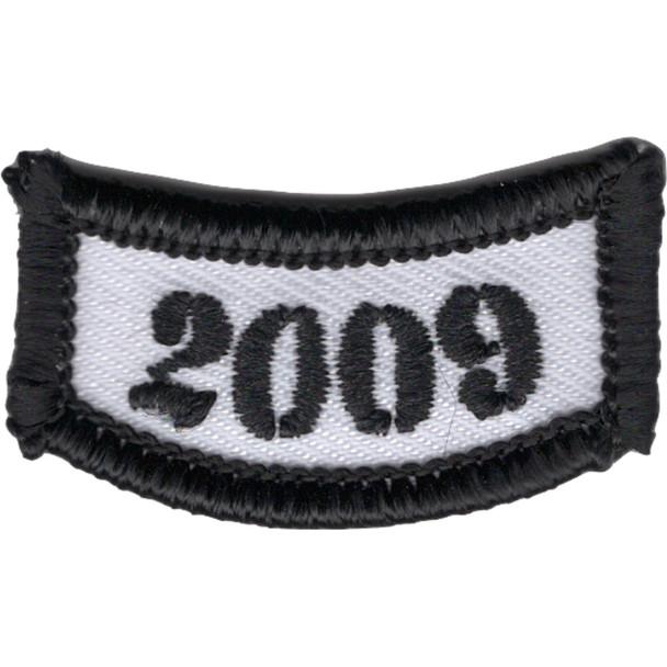 2009 Rocker Bottom Tab Patch