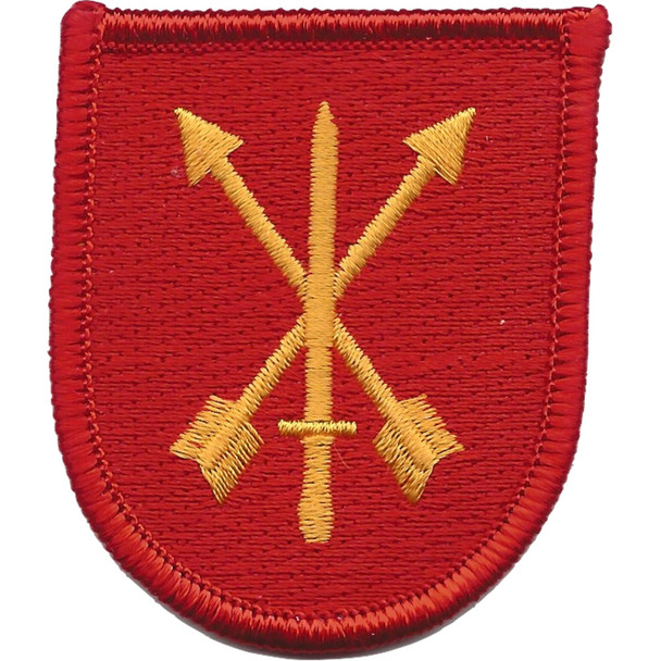 7th Special Forces Group Project White Star Flash Patch