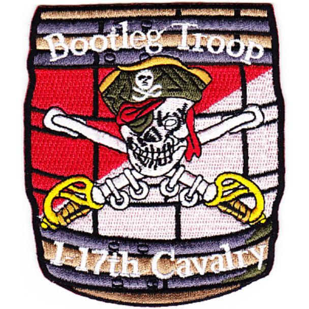 1st Squadron 17th Air Cavalry Aviation Attack Regiment-BOOTLEG