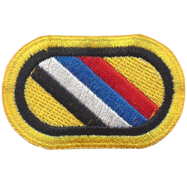 1st Special Forces Group South Korea Oval Patch