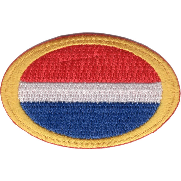 1st Special Forces Group Airborne Para Oval Patch