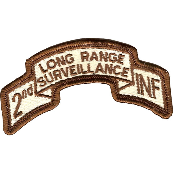 2nd Infantry Long Range Desert Patch