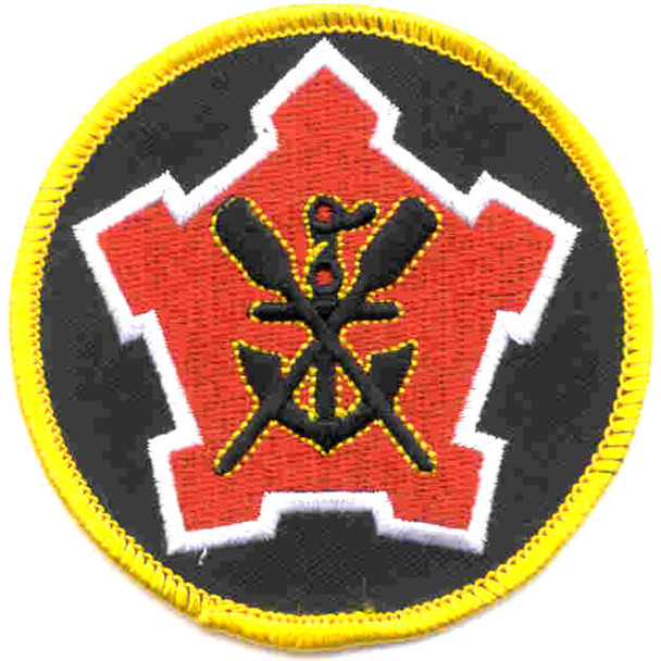 2nd Engineer Battalion Patch