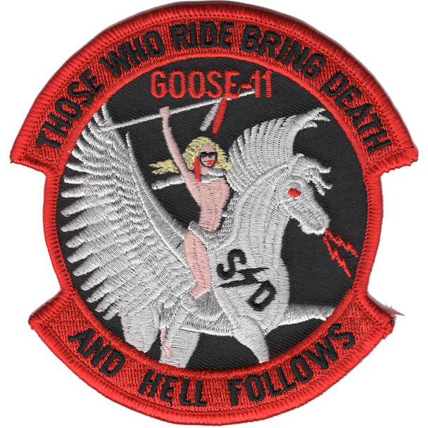 1st SOS Goose-11 Patch