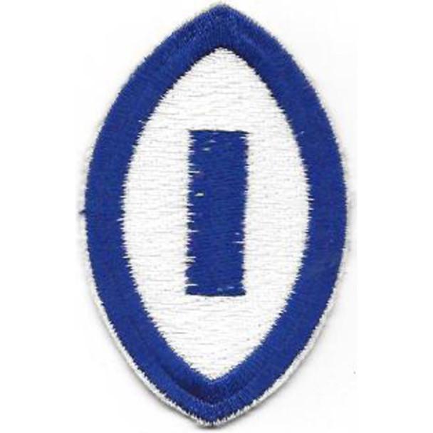 1st Service Command Patch