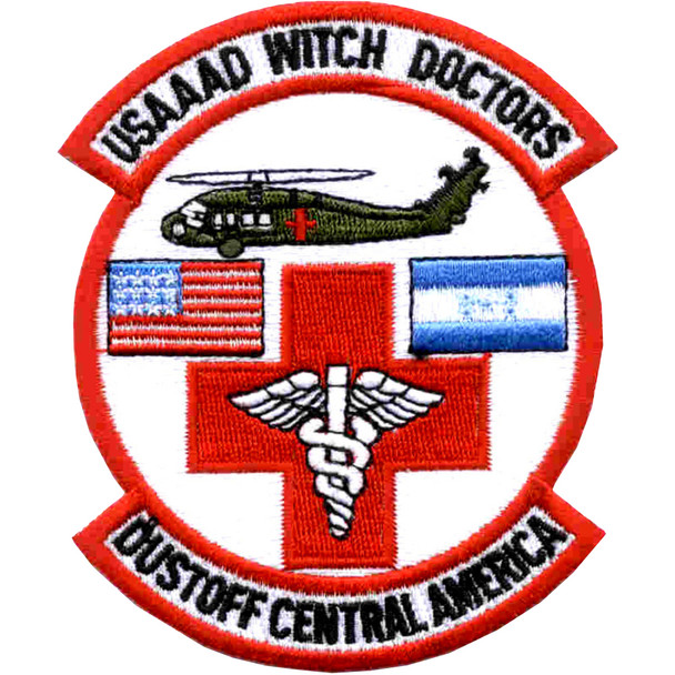 1st Battalion 228th Aviation Air Ambulance Patch