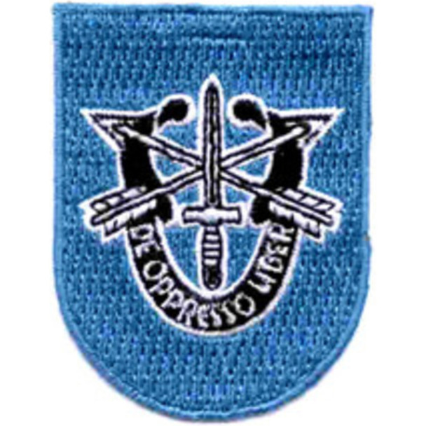 19th Special Forces Group Crest Flash   Patch
