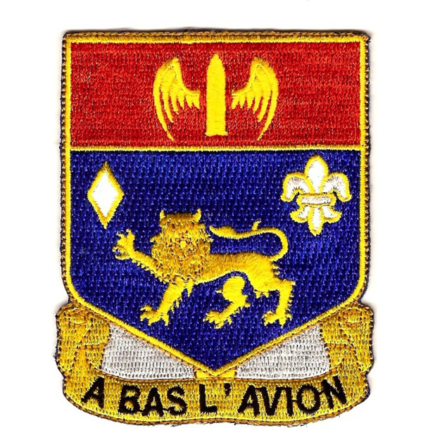 197th Field Artillery Regiment Patch