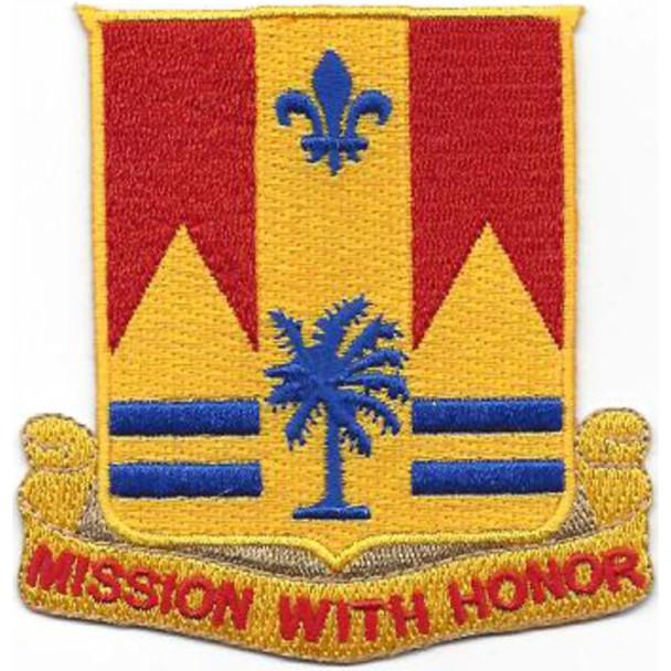 190th Field Artillery Regiment Patch