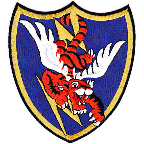 23rd Fighter Squadron Patch