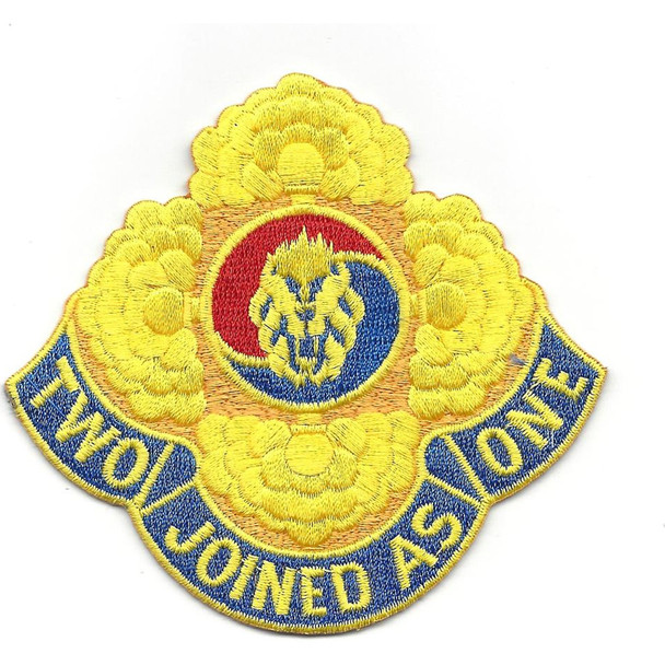 23rd Chemical Battalion Patch
