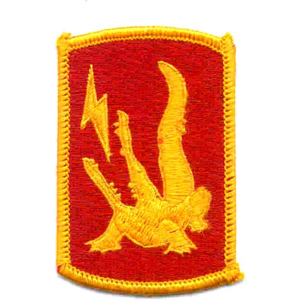 227th Field Artillery Brigade Patch