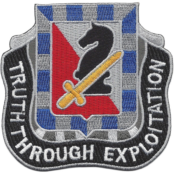 221st Military Intelligence Battalion Patch