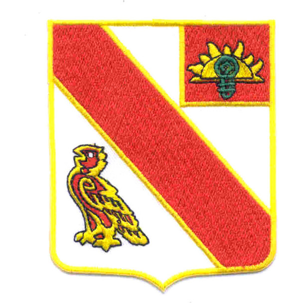 21st Field Artillery Battalion Patch