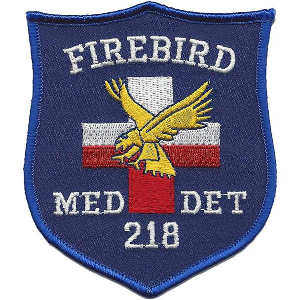 218th Medical Detachment Air Ambulance Patch