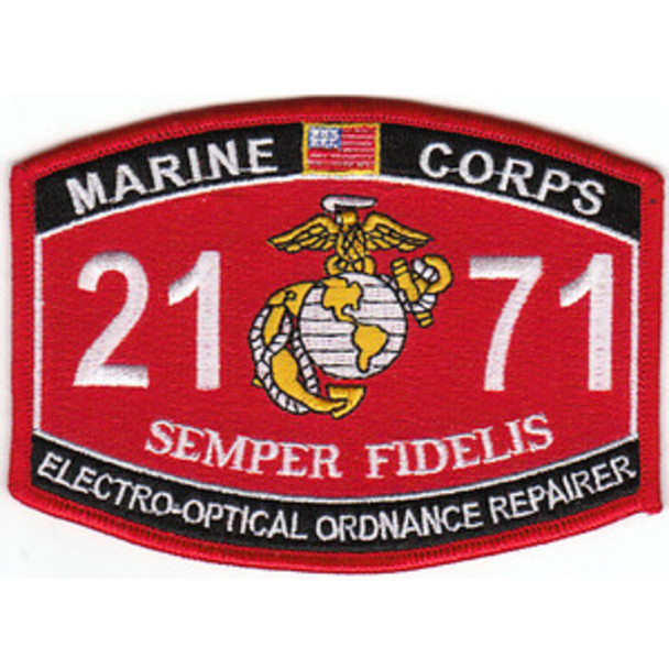 2171 Electro-Optical Ordnance Repairer MOS Patch