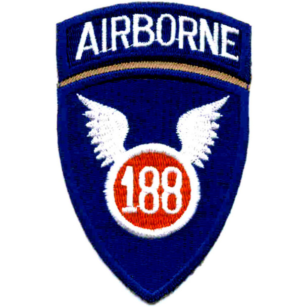 188th Airborne Infantry Regiment Patch - Version D