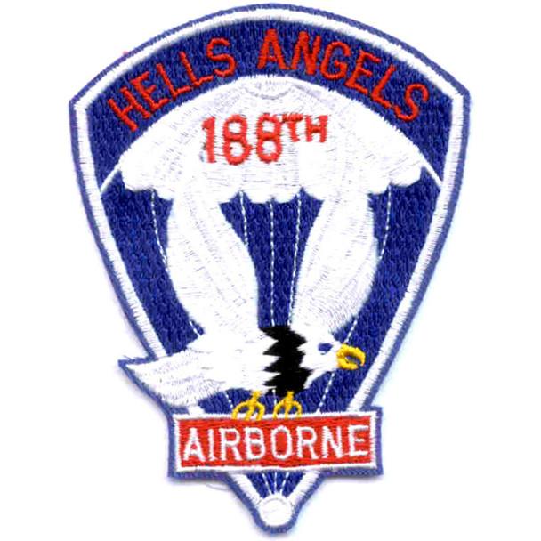 188th Airborne Infantry Regiment Patch - Airborne