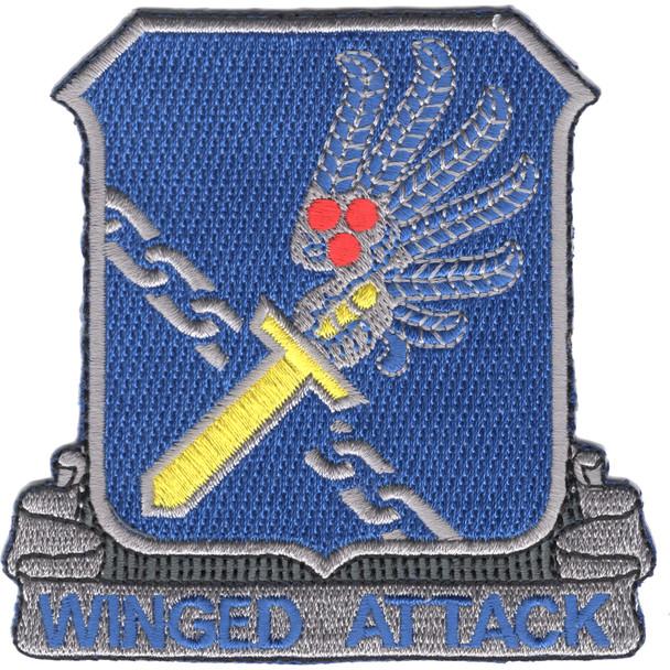 188th Airborne Infantry Regiment Patch