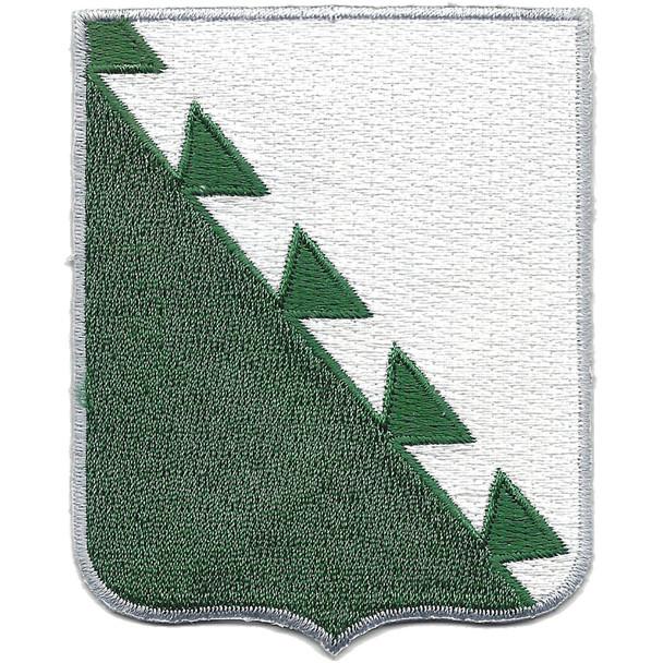 79th Tank Battalion Patch
