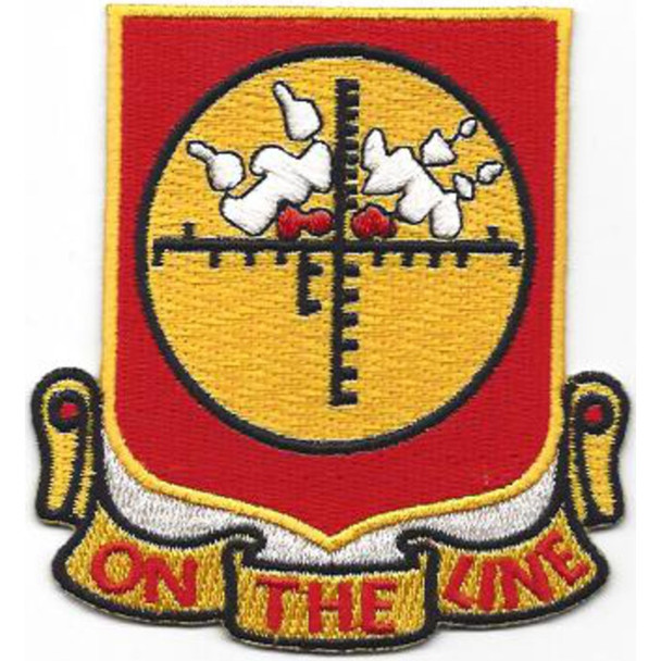 177th Field Artillery Battalion Patch