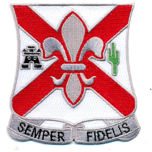 174th Infantry Regiment Patch
