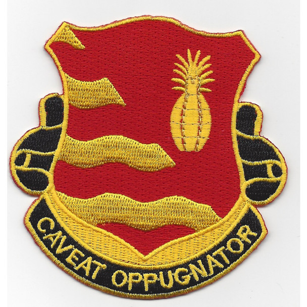 174th Field Artillery Battalion Patch