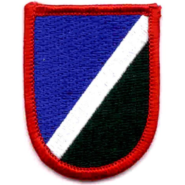 172nd Infantry Regiment Flash Patch