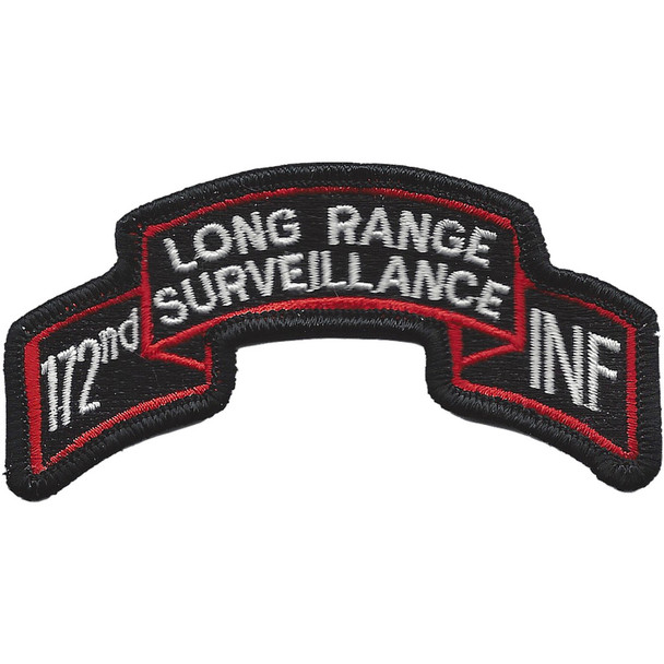 172nd Infantry Long Range Patch