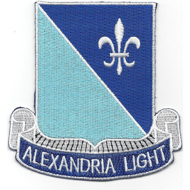 170th Infantry Regiment Patch