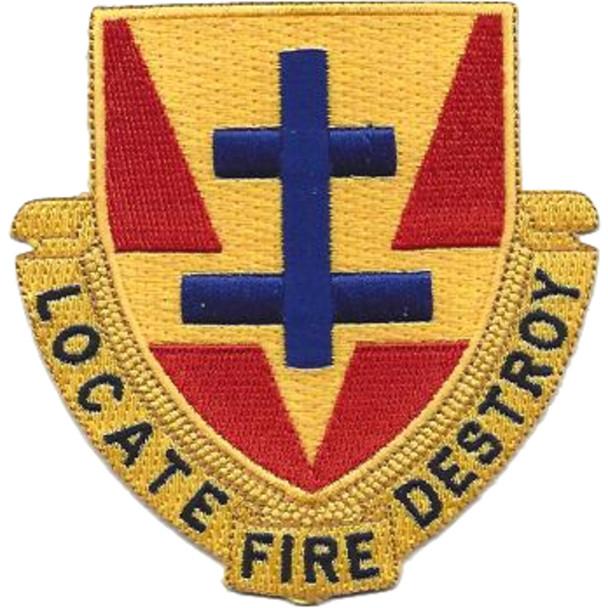 170th Field Artillery Regiment Patch
