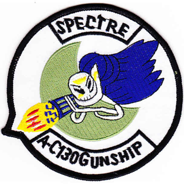 16th SOS Special Operations Squadron Patch