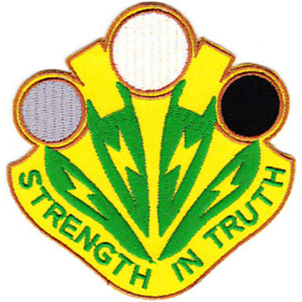 16th Psychological Operations Battalion Patch - Strength In Truth