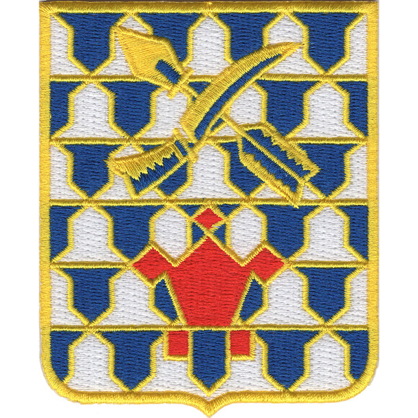16th Infantry Regiment Patch