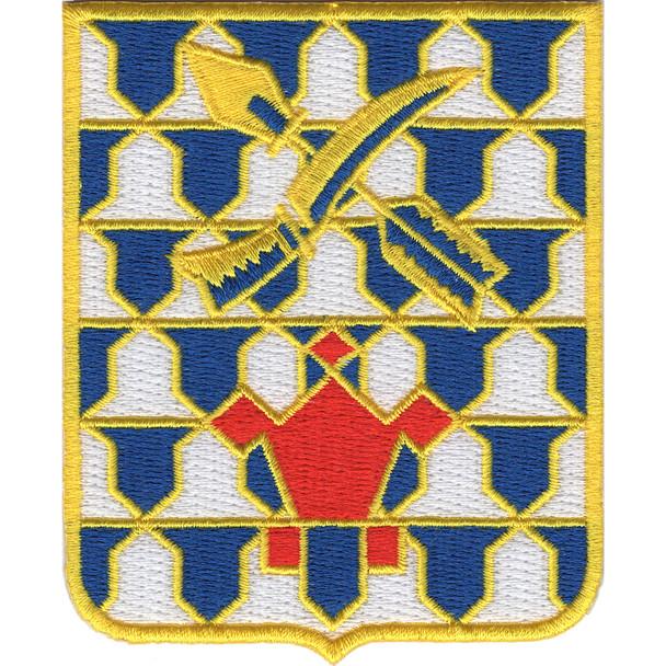 16th Infantry Regiment Patch
